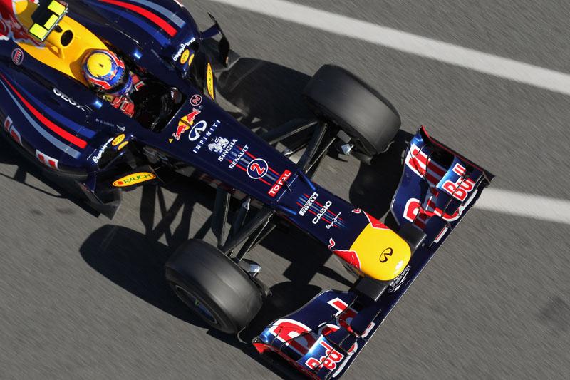 A Red Bull luta pelo tricampeonato de construtores