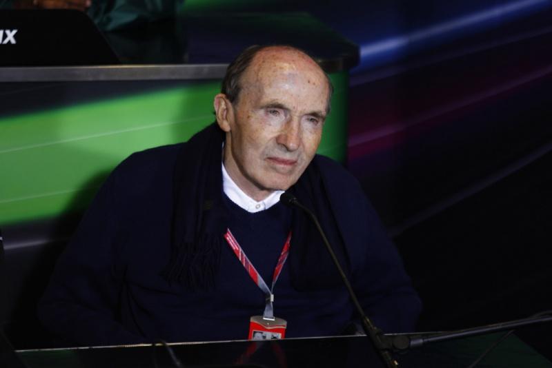 Williams fundou a equipe nos anos 1970