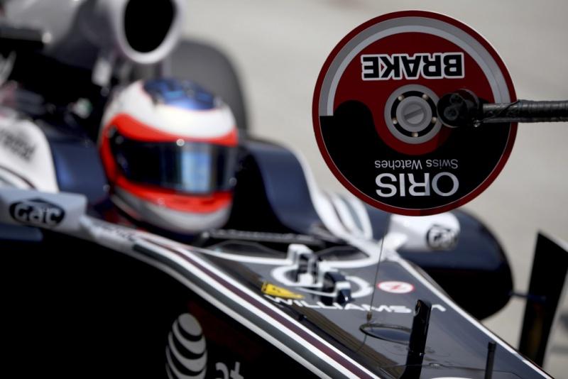 Barrichello: acidente e problema hidráulico o tiraram da prova