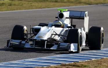 A HRT testou em Jerez com o carro de 2011