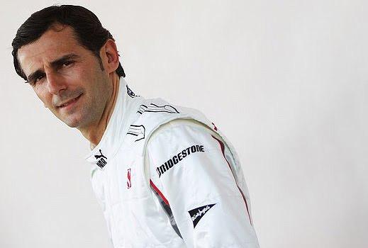 De la Rosa correrá pela HRT em 2012