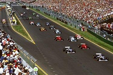 GP da Austrália é disputado em Melbourne desde 1996