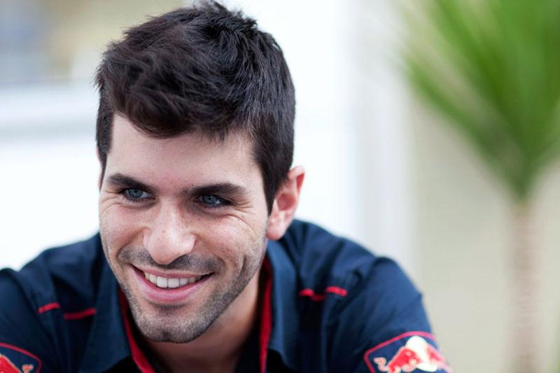 Alguersuari fez duas temporadas e meia pela Toro Rosso