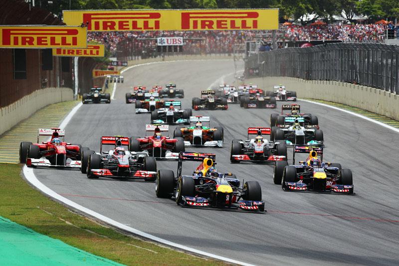 O GP Brasil terá sua 41ª edição em 2012