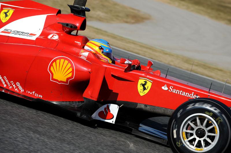 Mudanças seriam nos sidepods da Ferrari