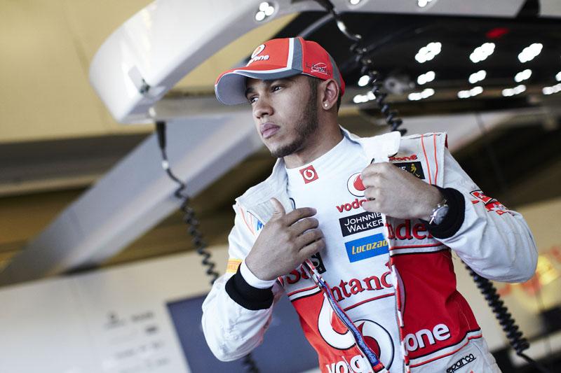 Hamilton teve um ano de altos e baixos em 2011