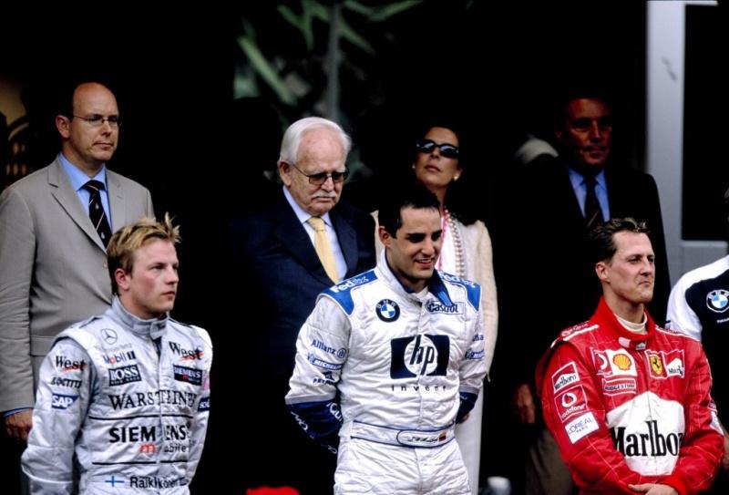 Montoya venceu o GP de Mônaco em 2003