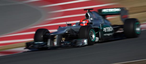 Schumacher quer esperar até Melbourne para ver onde Mercedes está