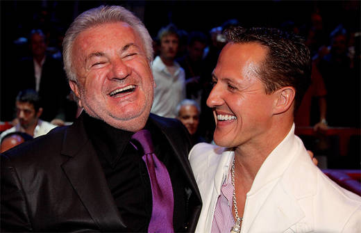 Weber e Schumacher