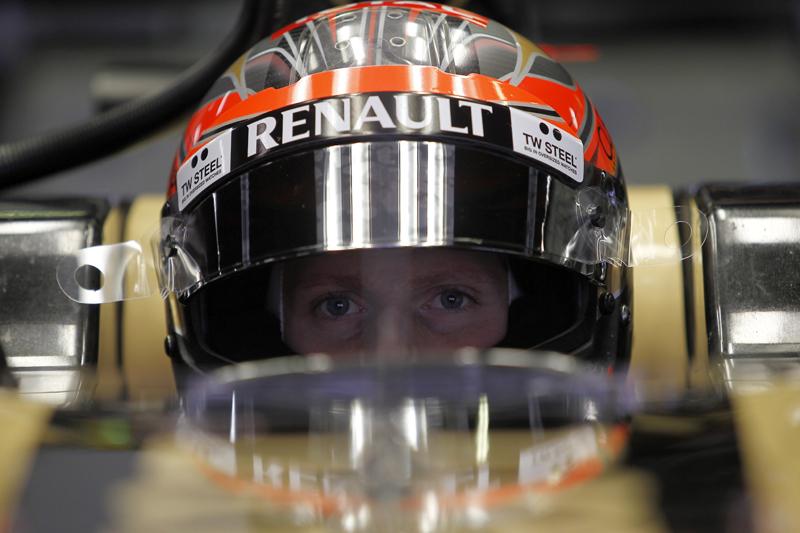 Grosjean estreia na Lotus em Melbourne
