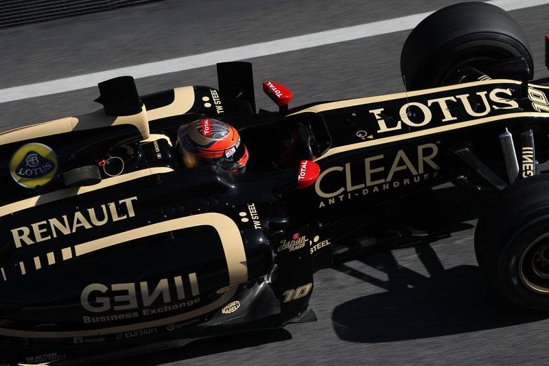 Mesmo sem envolvimento na fábrica, Renault continua marcando presença nos carros da Lotus
