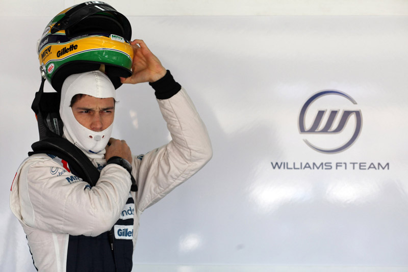Senna relembra as vitórias na F-3 em Albert Park