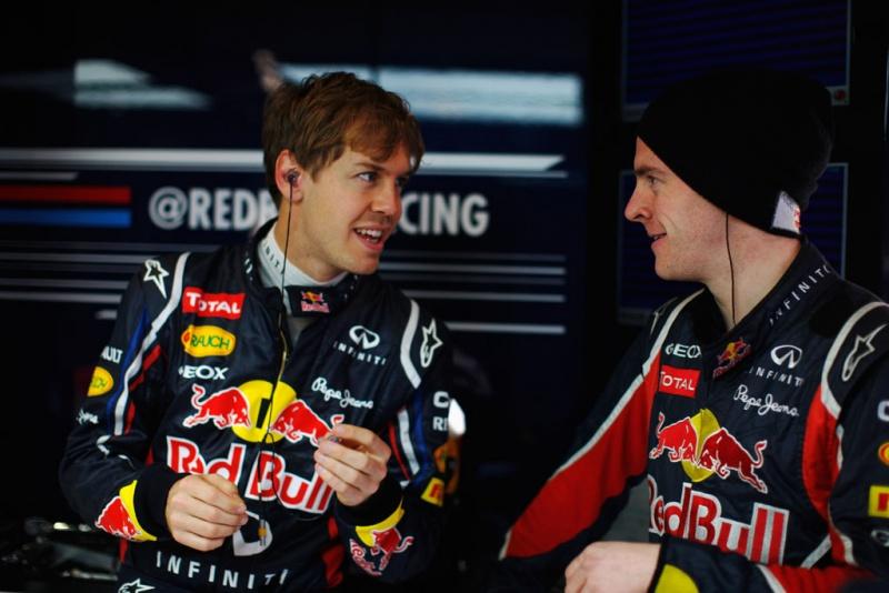 Incansável, Vettel quer seu terceiro título seguido