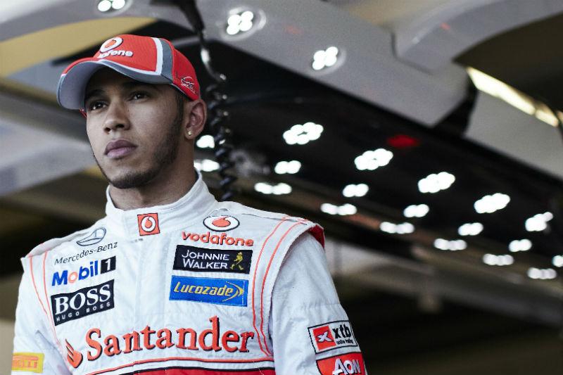 Hamilton venceu na Austrália em 2008