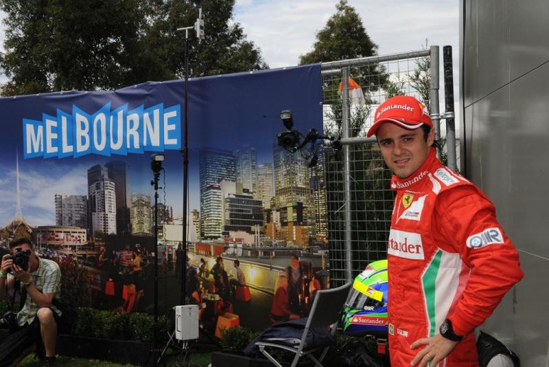Massa tem ano decisivo em 2012