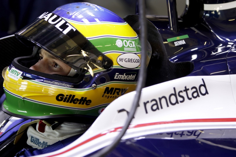 Brasileiro da Williams ainda busca o acerto ideal para o carro em Melbourne