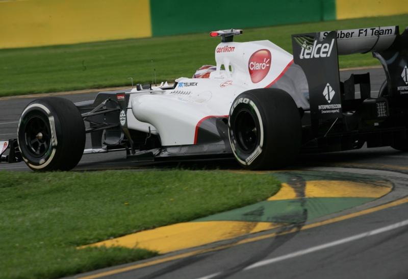 Sauber vem para disputar posições na frente?
