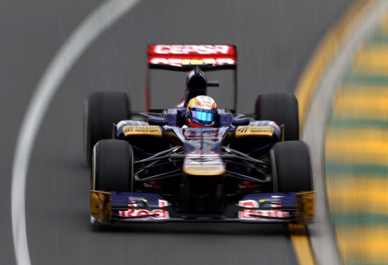 Jean-Eric Vergne debutou na Fórmula 1