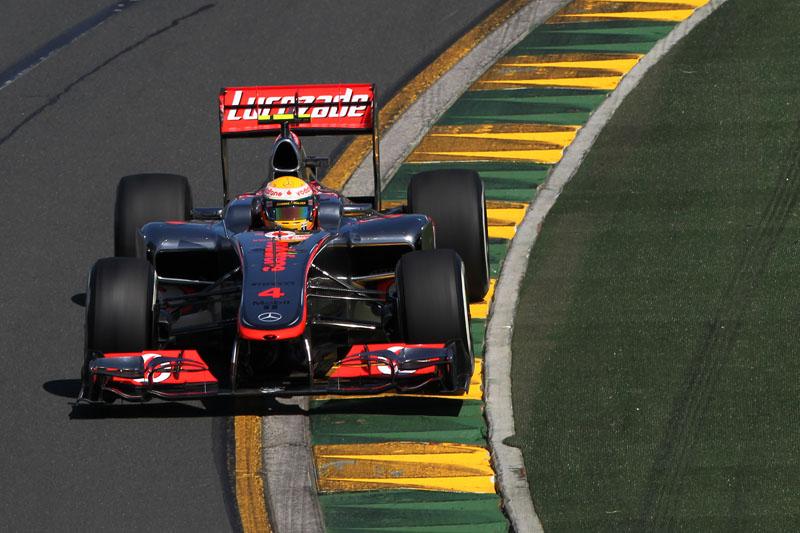 Hamilton fez a pole pela segunda vez na Austrália