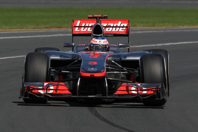 Button larga em segundo na Austrália