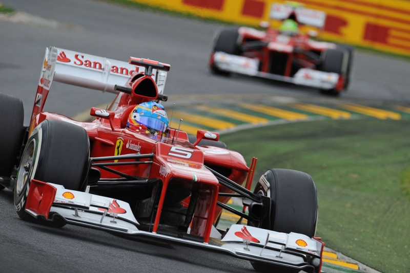 Ferrari vai com carros sem modificações para Malásia