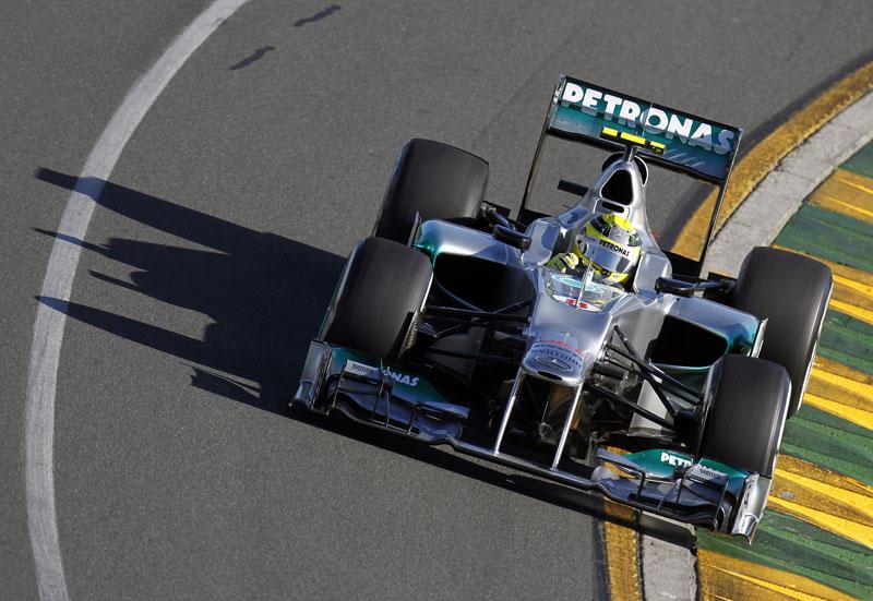 Rosberg está confiante que pneus não serão problema