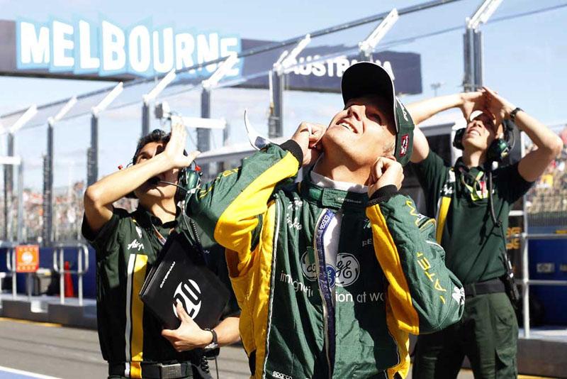 Kovalainen vai perder cinco posições no grid na Malásia