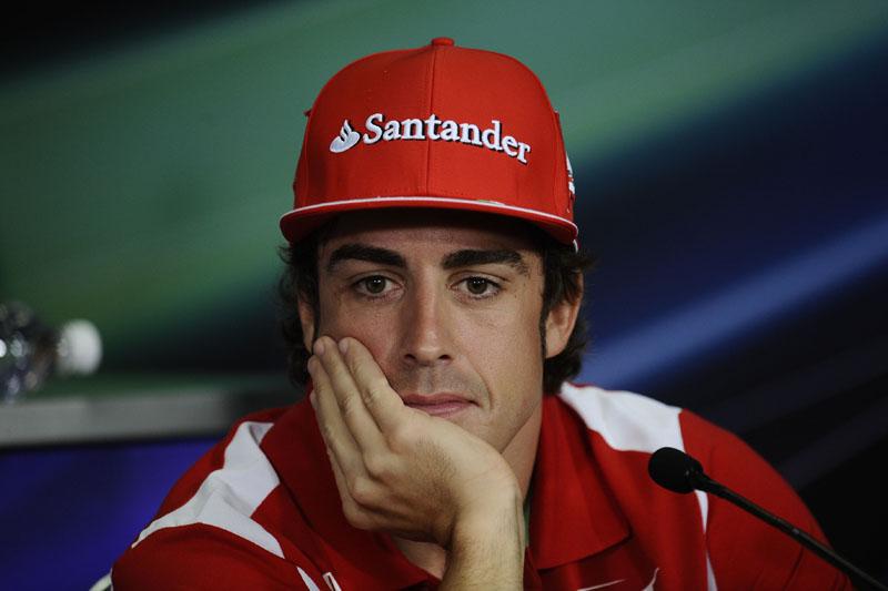 Alonso não espera muito do GP da Malásia