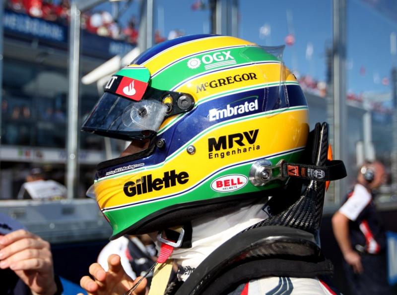 Senna está otimista para o GP malaio