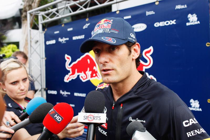 Webber espera lutar pela vitória em Sepang