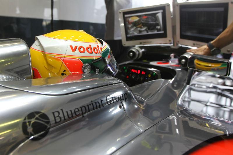 Hamilton fez o melhor tempo na Malásia