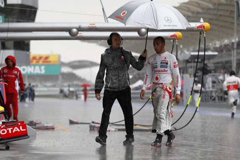 Corrida não foi das melhores para a McLaren