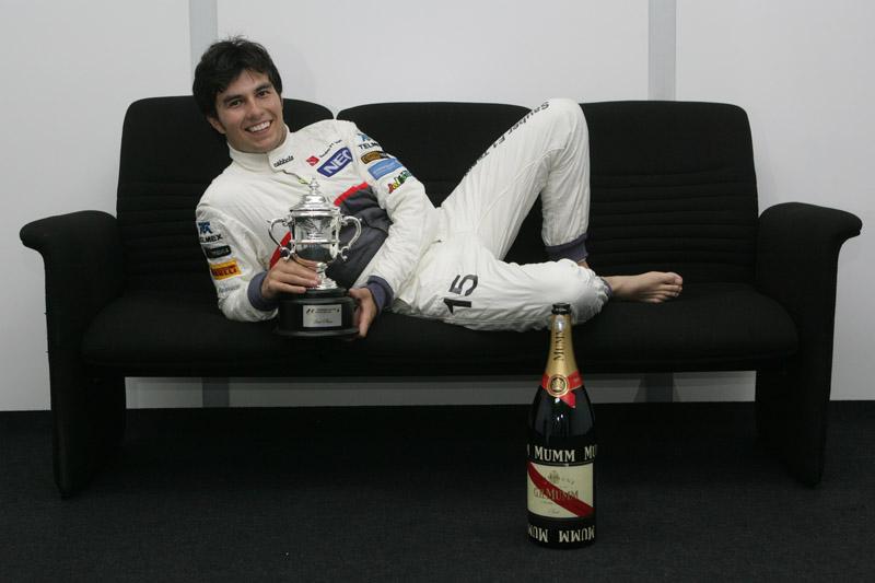 Perez quer vencer primeira ainda neste ano