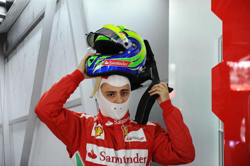 Massa não tem pontos no campeonato