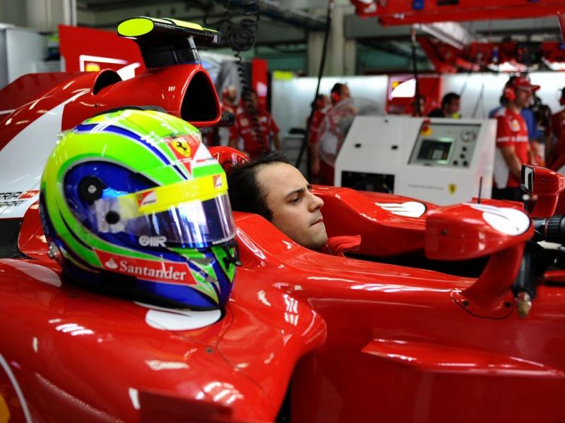 Massa quer voltar a marcar pontos
