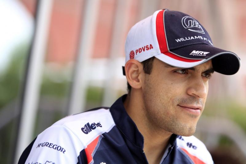 Maldonado ainda está zerado no campeonato