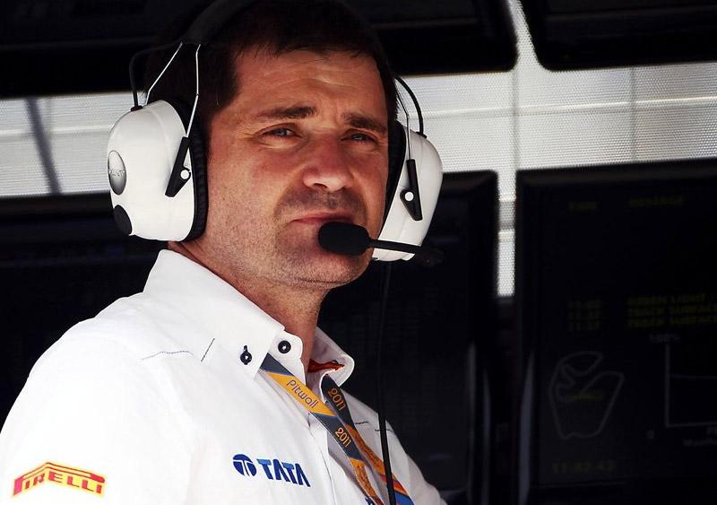 Toni Cuquerella já era diretor de engenharia de pista