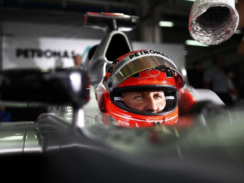 Schumacher será o mentor do time