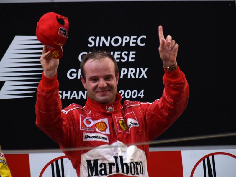 Rubinho venceu o primeiro GP da China