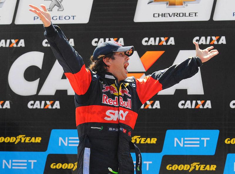Cacá: Vitória na Stock, líder do Super TC2000, campeão do Línea...