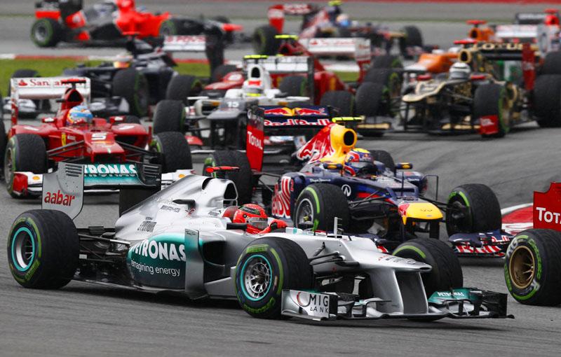 Schumacher em Sepang