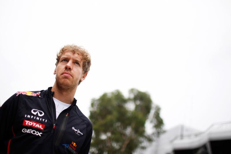 Vettel é sexto colocado no Mundial