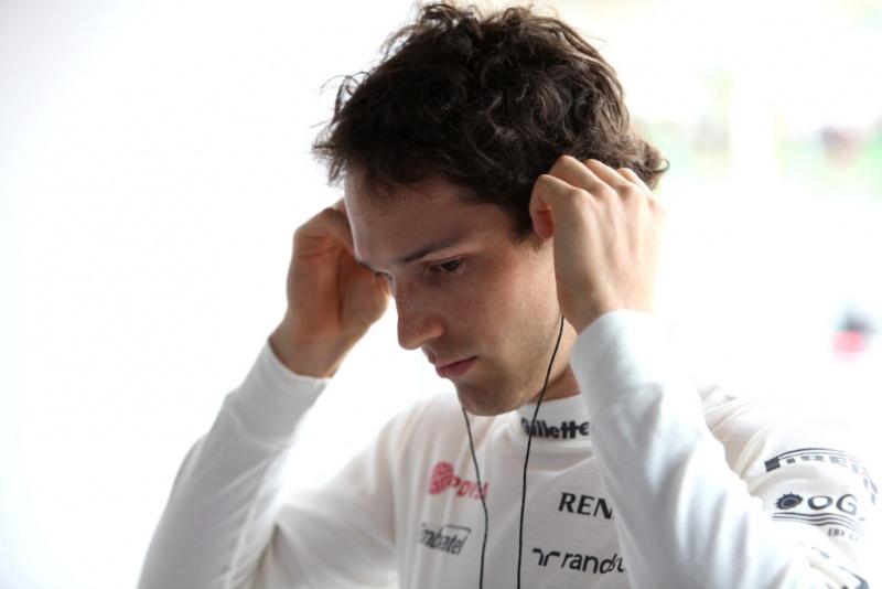 Senna vem de sua melhor colocação na carreira