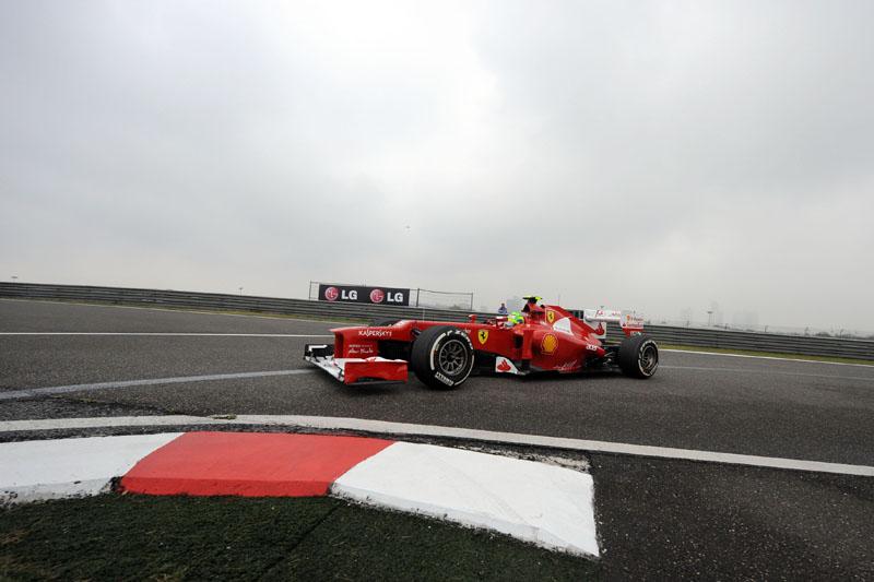 Massa espera conseguir tirar mais dos pneus macios
