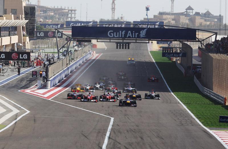 Último GP no Bahrein aconteceu em 2010