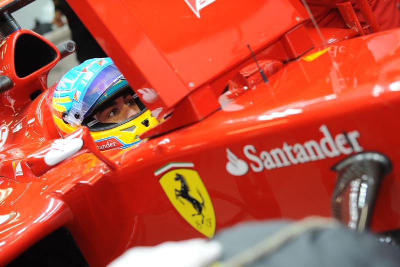 Alonso espera um domingo difícil para a Ferrari
