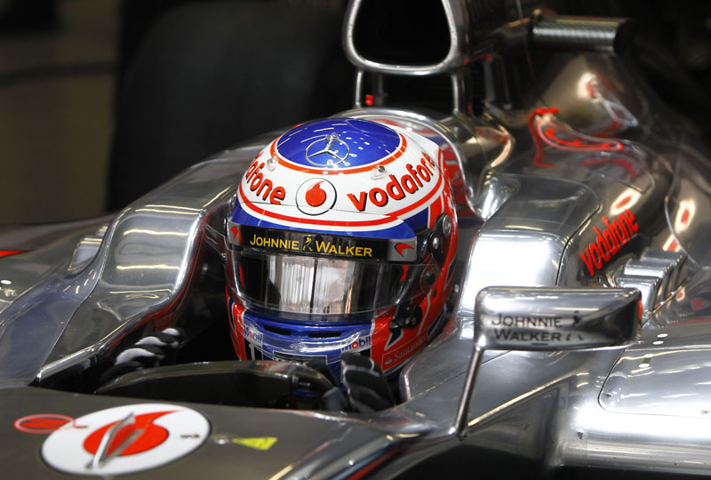 Button larga em quinto na China