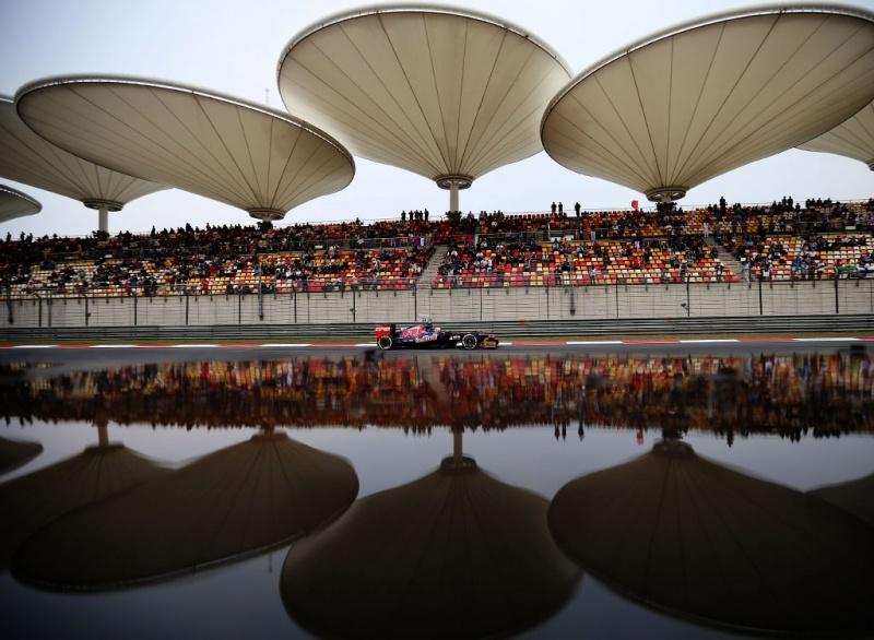 Toro Rosso não conseguiu andar como queria