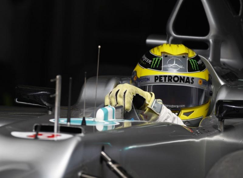 Rosberg venceu a primeira de sua carreira