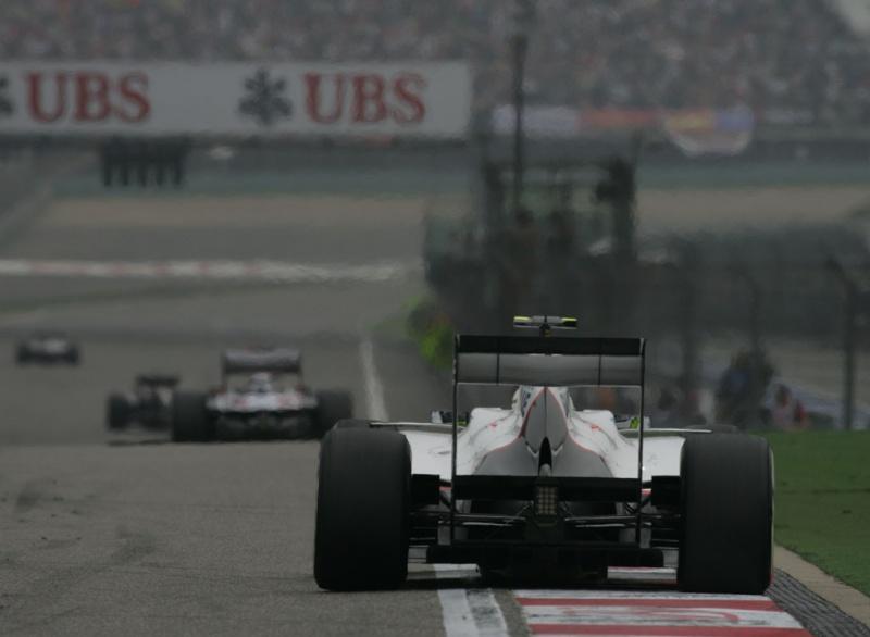 Sauber teve um desempenho aquém do esperado